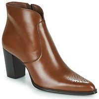 Zapatos Mujer Botines Muratti RAINCHEVAL Marrón