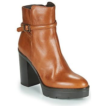 Zapatos Mujer Botines Sweet Lemon FANNY Cognac