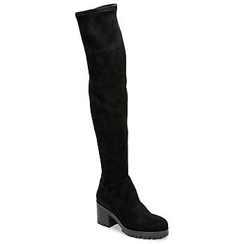 Zapatos Mujer Botas a la rodilla Sweet Lemon POLYCA Negro