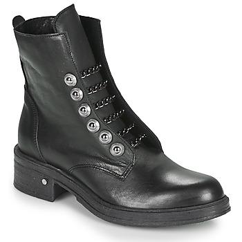 Zapatos Mujer Botas de caña baja Sweet Lemon REVELO Negro