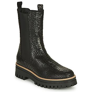 Zapatos Mujer Botas de caña baja Sweet Lemon POLIRA Negro