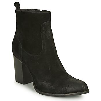 Zapatos Mujer Botines Sweet Lemon IDIA Negro