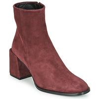 Zapatos Mujer Botines Castaner IRIS Burdeo