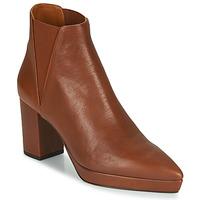 Zapatos Mujer Botines Castaner OSCA Cognac