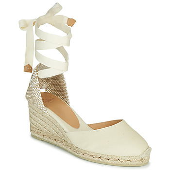 Zapatos Mujer Sandalias Castaner CARINA Marfil