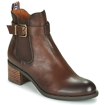 Zapatos Mujer Botines Mam'Zelle LOPEZ Marrón