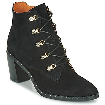 Zapatos Mujer Botines Mam'Zelle NECLA Negro