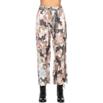 textil Mujer Pantalones fluidos Relish SEDRE camuflaje