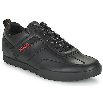 Zapatos Hombre Zapatillas bajas HUGO MATRIX LOWP NA Negro