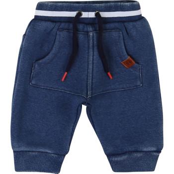 textil Niño Pantalones con 5 bolsillos Timberland T94736 Azul