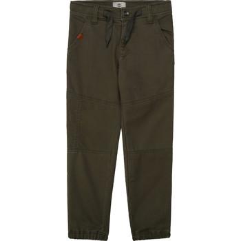 textil Niño Pantalones con 5 bolsillos Timberland T24B11 Kaki