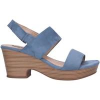 Zapatos Mujer Sandalias Xti 49996 Azul