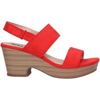 Zapatos Mujer Sandalias Xti 49996 Rojo