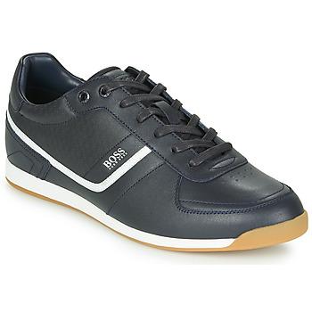 Zapatos Hombre Zapatillas bajas BOSS GLAZE LOWP NAHB Marino