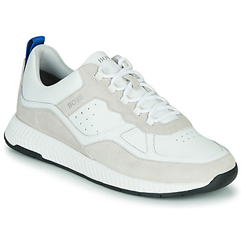 Zapatos Hombre Zapatillas bajas BOSS TITANIM RUNN LTMX Blanco