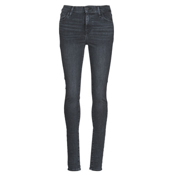 textil Mujer Vaqueros slim Levi's 720 HIGH RISE SUPER SKINNY Smoked / Out