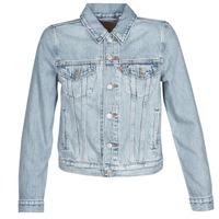 textil Mujer chaquetas denim Levi's ORIGINAL TRUCKER All / Mine