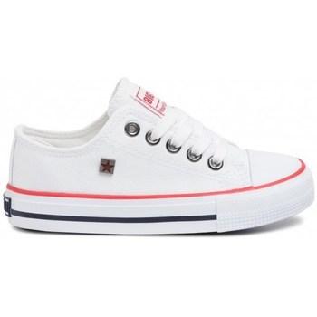 Zapatos Niños Zapatillas bajas Big Star FF374200 Blanco
