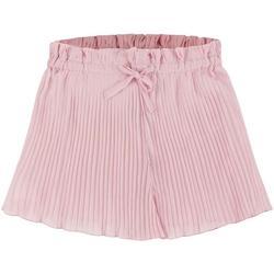 textil Niña Shorts / Bermudas Mayoral Falda pantalon plisada Rosa
