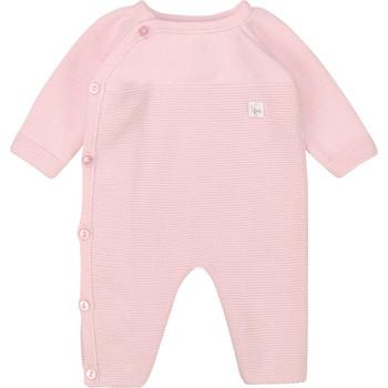 textil Niña Monos / Petos Carrément Beau Y94184 Rosa
