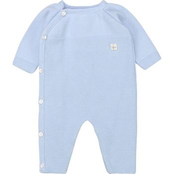 textil Niño Monos / Petos Carrément Beau Y94185 Azul