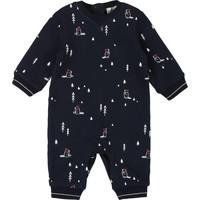 textil Niño Monos / Petos Carrément Beau Y94187 Azul