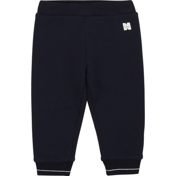 textil Niña Pantalones con 5 bolsillos Carrément Beau Y94200 Azul