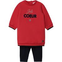 textil Niña Conjunto Carrément Beau Y98082 Multicolor