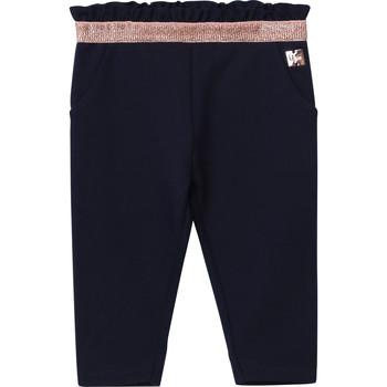 textil Niña Pantalones con 5 bolsillos Carrément Beau Y94194 Azul