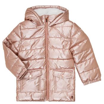 textil Niña Plumas Carrément Beau Y16085 Rosa