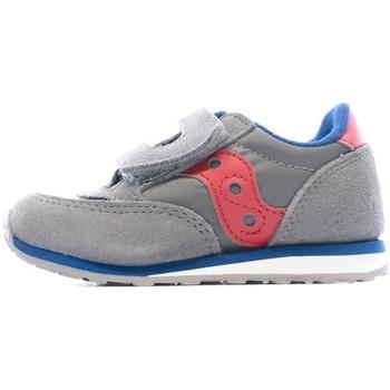 Zapatos Niño Zapatillas bajas Saucony  Gris