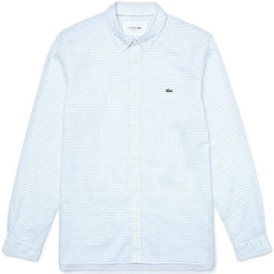 textil Hombre Camisas manga larga Lacoste CH6941 19