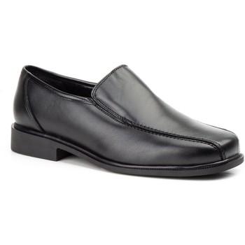 Zapatos Hombre Mocasín Iberico Shoes Mocasines de hombre de piel by Noir
