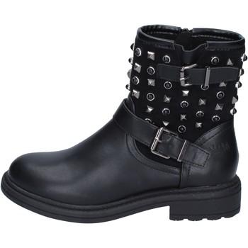 Zapatos Mujer Botines Francescomilano botines cuero sintético negro