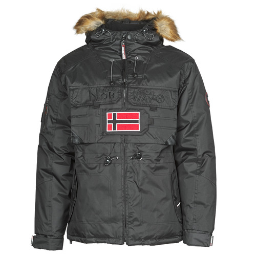 textil Hombre Parkas Geographical Norway BENCH Negro