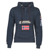 textil Hombre Sudaderas Geographical Norway GYMCLASS Marino