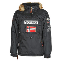 textil Hombre Parkas Geographical Norway BARMAN Negro