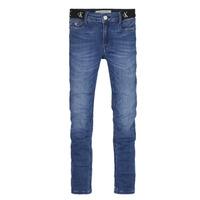 textil Niña Vaqueros slim Calvin Klein Jeans IG0IG00639-1A4 Azul