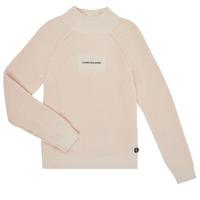 textil Niña Jerséis Calvin Klein Jeans IG0IG00680-PGB Gris