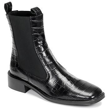 Zapatos Mujer Botas de caña baja Jonak BOLIVIA Negro