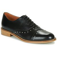Zapatos Mujer Derbie Jonak Domus Negro