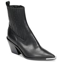 Zapatos Mujer Botines Jonak BINGO Negro
