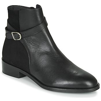 Zapatos Mujer Botas de caña baja Jonak DOBS Negro