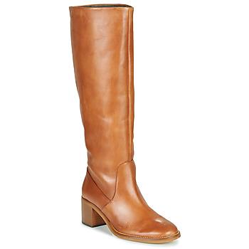 Zapatos Mujer Botas urbanas Jonak MAMELI Camel