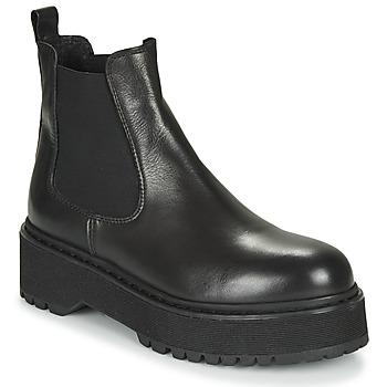 Zapatos Mujer Botas de caña baja Jonak RANIE Negro