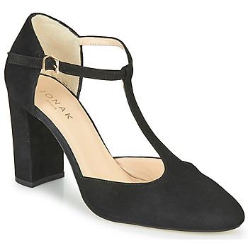Zapatos Mujer Zapatos de tacón Jonak VITAL Negro