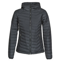 textil Mujer Plumas Columbia POWDER LITE HOODED JACKET Negro