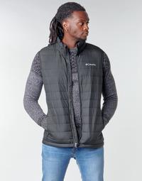 textil Hombre plumas Columbia POWDER LITE VEST Negro