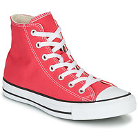 Zapatos Mujer Zapatillas altas Converse Chuck Taylor All Star - Seasonal Color Rosa
