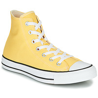 Zapatos Zapatillas altas Converse Chuck Taylor All Star - Seasonal Color Amarillo